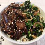 Kalbi Beef & Broccoli