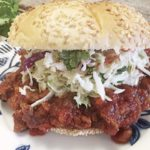 Asian-inspired Sloppy Joe with Bulgogi Beef